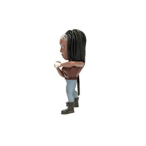 """The Walking Dead - Michonne 10cm(4"""") Metals Die-Cast Action Figure"""