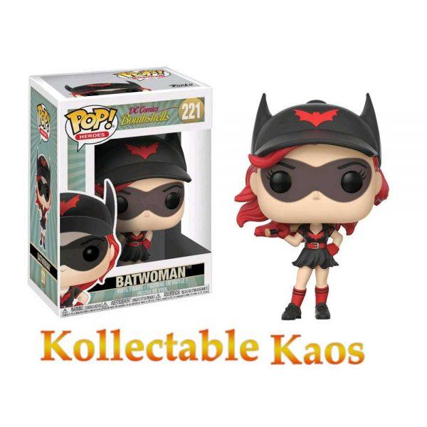 DC Bombshells - Batwoman Pop! Vinyl Figure