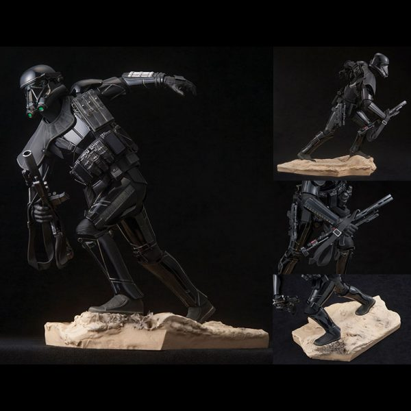 Star Wars - Death Trooper ARTFX Statue
