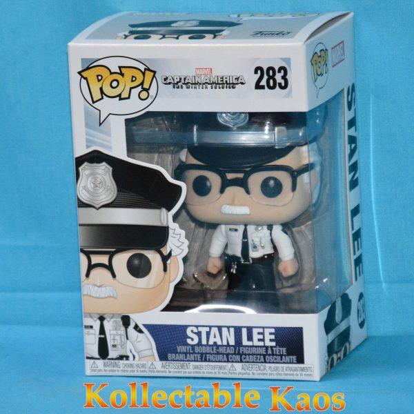 Stan Lee - Captain America: The Winter Soldier Cameo Pop! Vinyl Figure (RS)