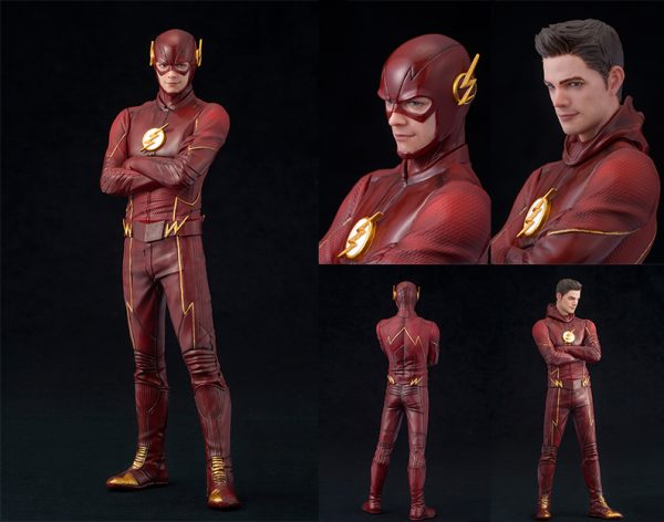 Flash - The Flash ARTFX+ PVC Staute