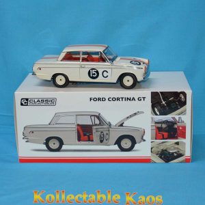 1:18 1964 Bathurst Winner - English Ford Cortina GT - Jane/Reynolds