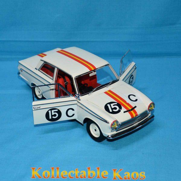 1:18 1964 Bathurst Winner - English Ford Cortina GT - Jane/Reynolds