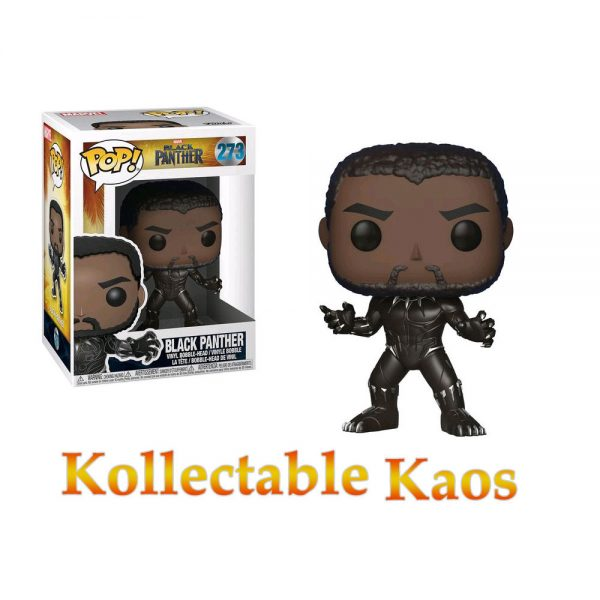 Black Panther - Black Panther Pop! Vinyl Figure #273