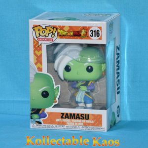 Dragon Ball Super - Zamasu Pop! Vinyl Figure #316