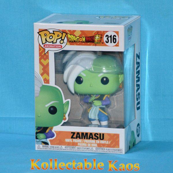 Dragon Ball Super - Zamasu Pop! Vinyl Figure #316