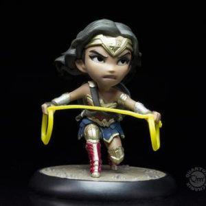 Justice League (2017) - Wonder Woman Q-Fig 7.5cm Vinyl Figure