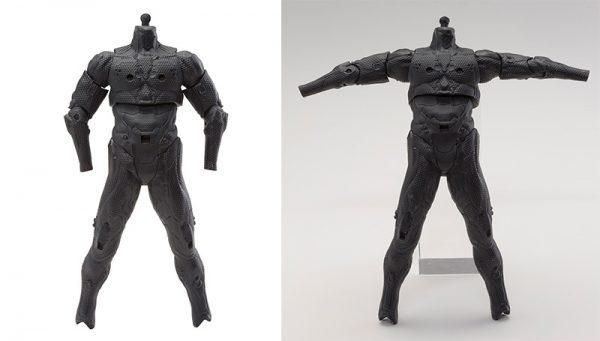 HALO Spartan Techsuit Basic Body ArtFX+ Statue