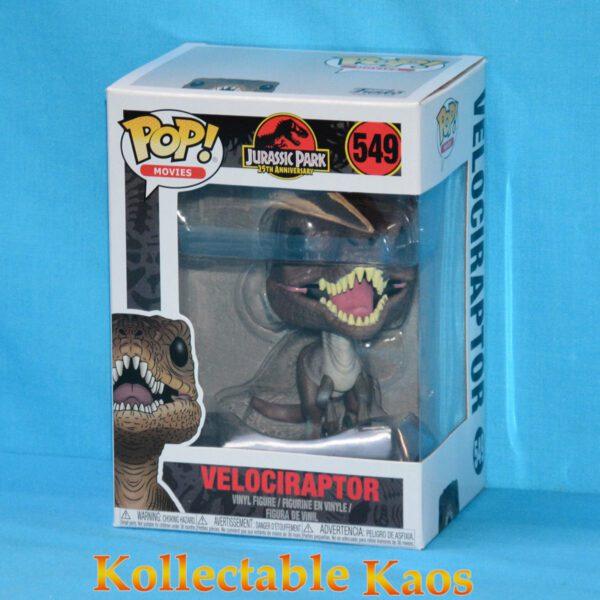 Jurassic Park - Velociraptor Pop! Vinyl Figure