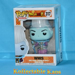 Dragon Ball Super - Whis Pop! Vinyl Figure #317