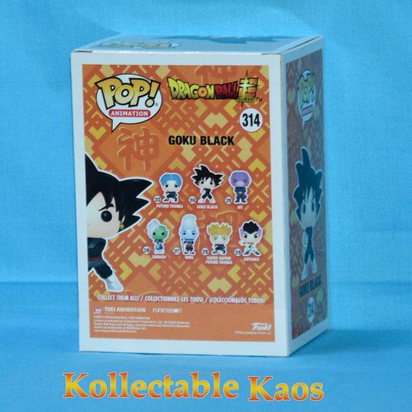Dragon Ball Super - Goku Black Pop! Vinyl Figure #314