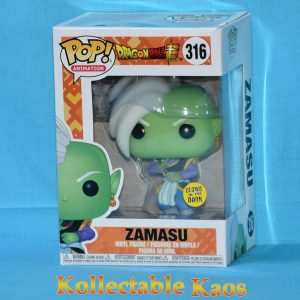 Dragon Ball Super - Zamasu Glow in the Dark Pop! Vinyl Figure #316 (RS)
