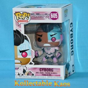 Teen Titans Go! - The Night Begins to Shine - Cyborg Pop! Vinyl Figure