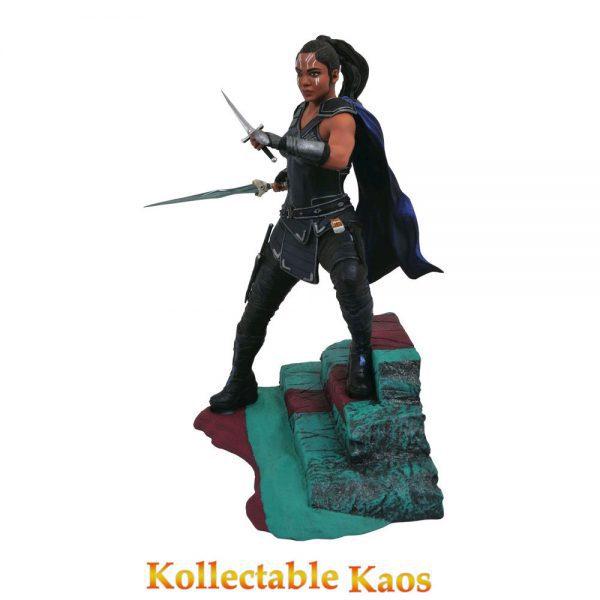 DSTAUG172643 Thor 3 Valkyrie PVC Diorama 600x600 - Thor 3: Ragnarok - Valkyrie 22.5cm PVC Diorama Statue