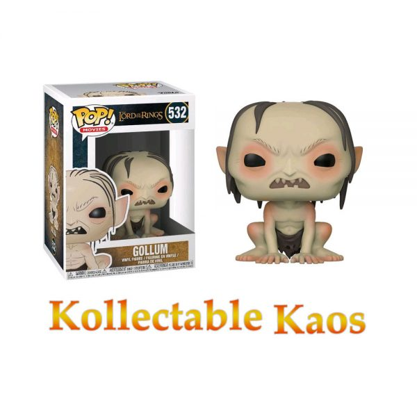 Lord of the Rings - Gollum Pop! Vinyl Figure