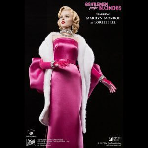 Marilyn Monroe - Pink Dress 30cm 1:6 Scale Action Figure