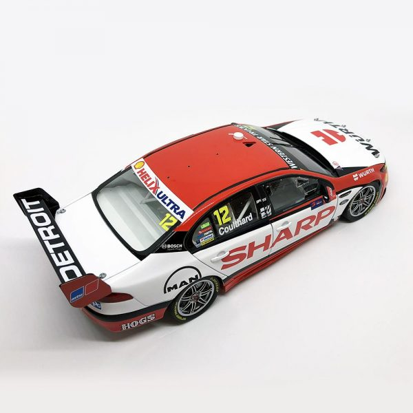1:18 AC -  2016 Sydney 500 - DJR Team Penske #12 Ford FGX Falcon - Coulthard