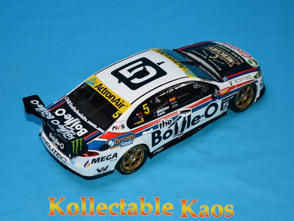 1:18 Apex - 2017 Bathurst - Ford FGX Falcon- The Bottle-O Racing #5 Winterbottom/Canto
