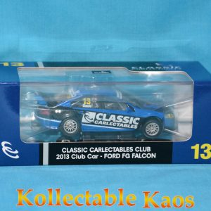 1:43 Classics - 2013 Club Car - Ford FG Falcon