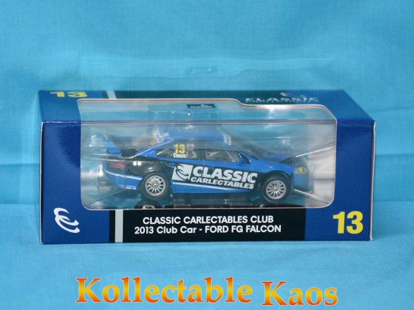 1:43 Classics - 2013 Club Car - Ford FG Falcon