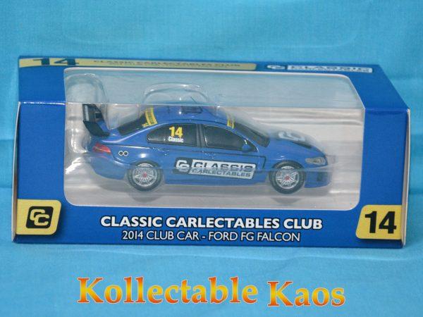 1:43 Classics - 2014 Club Car - Ford FG Falcon