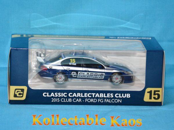1:43 Classics - 2015 Club Car - Ford FG Falcon