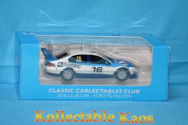 1:43 Classics - 2016 Club Car - Ford FG Falcon