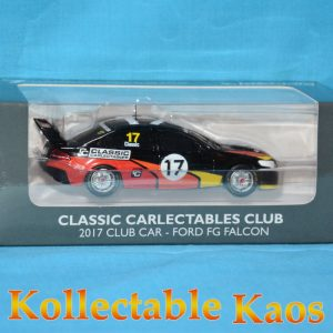 1:43 Classics - 2017 Club Car - Ford FG Falcon