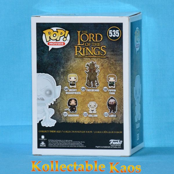 Lord of the Rings - Gollum Invisible Pop! Vinyl Figure (RS)