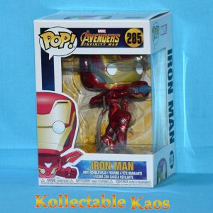 Avengers 3: Infinity War - Iron Man with Wings Pop! Vinyl #285