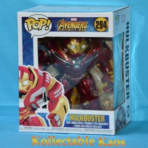Avengers 3: Infinity War - Hulkbuster 15cm Pop! Vinyl #294