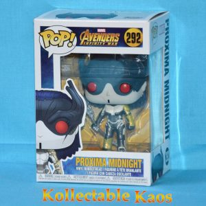 Avengers 3: Infinity War - Proxima Midnight Pop! Vinyl #292