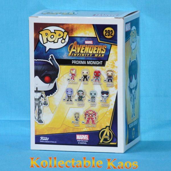 Avengers 3: Infinity War - Proxima Midnight Pop! Vinyl #292