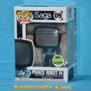 ECCC 2018 - Saga - Prince Robot IV Pop Vinyl