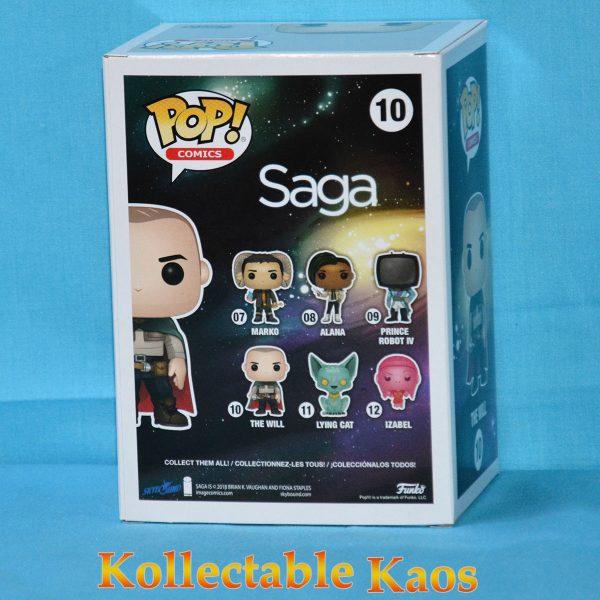 Saga - The Will Pop! Vinyl Figure