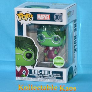 ECCC 2018 - Marvel - She-Hulk Lawyer Pop! Vinyl Figure(RS)