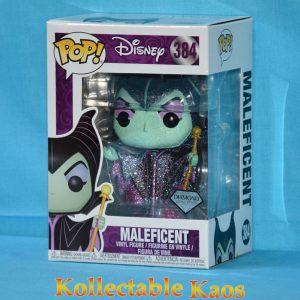 Sleeping Beauty - Maleficent Diamond Glitter Pop! Vinyl Figure (RS)
