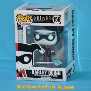 Batman: The Animated Series - Harley Quinn Diamond Glitter Pop! Vinyl Figure (RS)