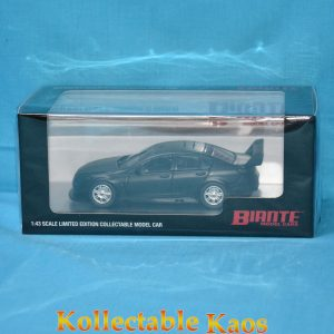 B43H18A Holden VF Black 1 300x300 - 1:43 Holden VF Commodore Supercar - Satin Black Plain Body