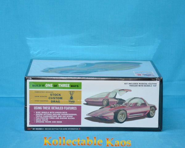 1:25 AMT - Silhouette Show Car & Trailer Plastic Model Kit(AMT1045)