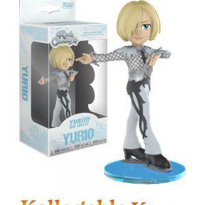 Yuri On Ice - Yurio Rock Candy 12.5cm Vinyl Figure