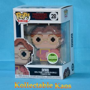 ECCC2018 - Stranger Things - Barb 8bit Pop! Vinyl Figure