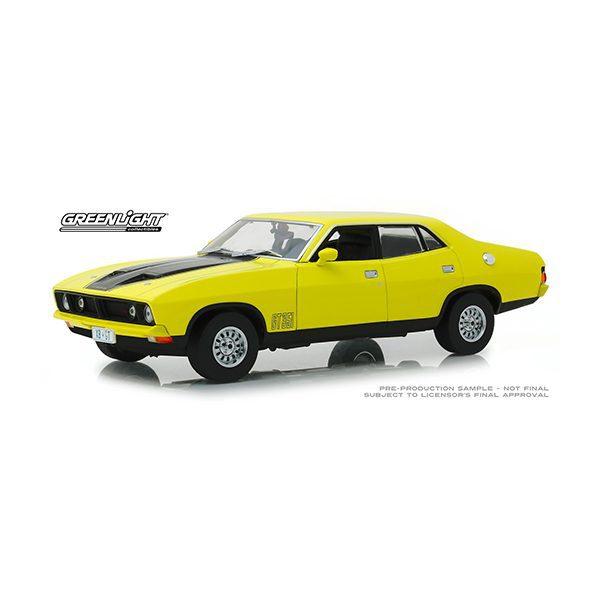 1:18 DDA - 1974 Ford Falcon XB GT - Yellow
