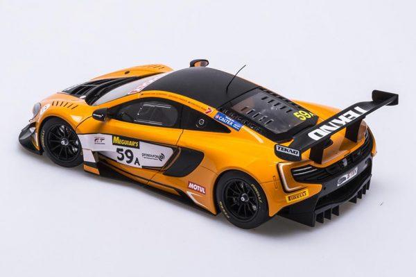 1:18 AutoArt - McLaren 650S GT3 - Bathurst 12h Winner - Gisbergen/Parente/Webb #59A(Pre order)