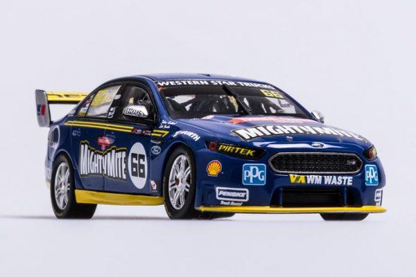 1:43 2016 Sandown 500 Retro Livery - DJR Team Penske - Ford Falcon FGX - Coulthard/Youlden