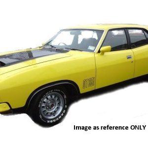1:18 DDA - 1974 Ford Falcon XBGT - Yellow(Pre order)