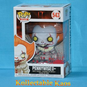 IT (2017) - Pennywise with Severed Arm Pop! Vinyl Figure (RS)