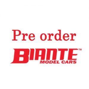 Biante Pre orders