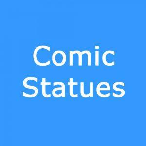 Comic Statues