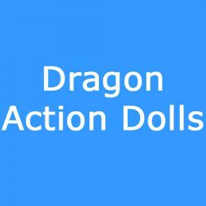 Dragon Action Dolls